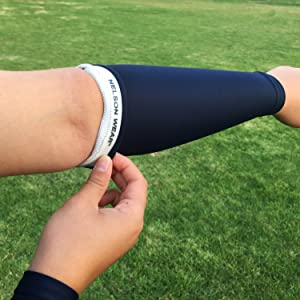 forearm cover for volleyball