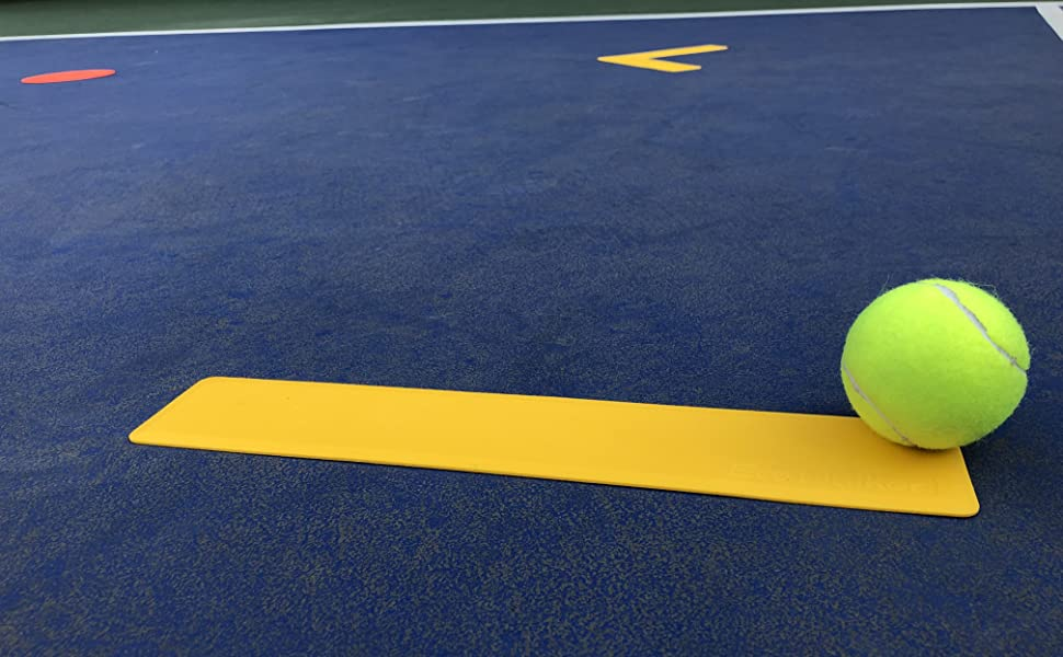 Can be used in a variety of sports and training exercises to create boundary lines and drills.