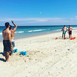 BucketBall is the Best Beach Game