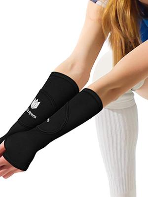 volleyball sleeves for girls
