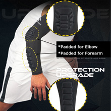 Padded for Elbow and Forearm