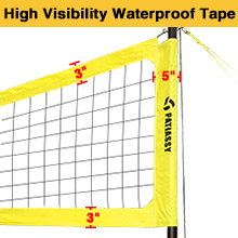 High Visibility Net Tape