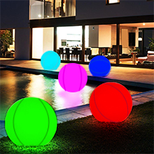Pool lights for above ground pools.