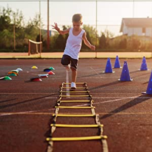 youth training speed and agility
