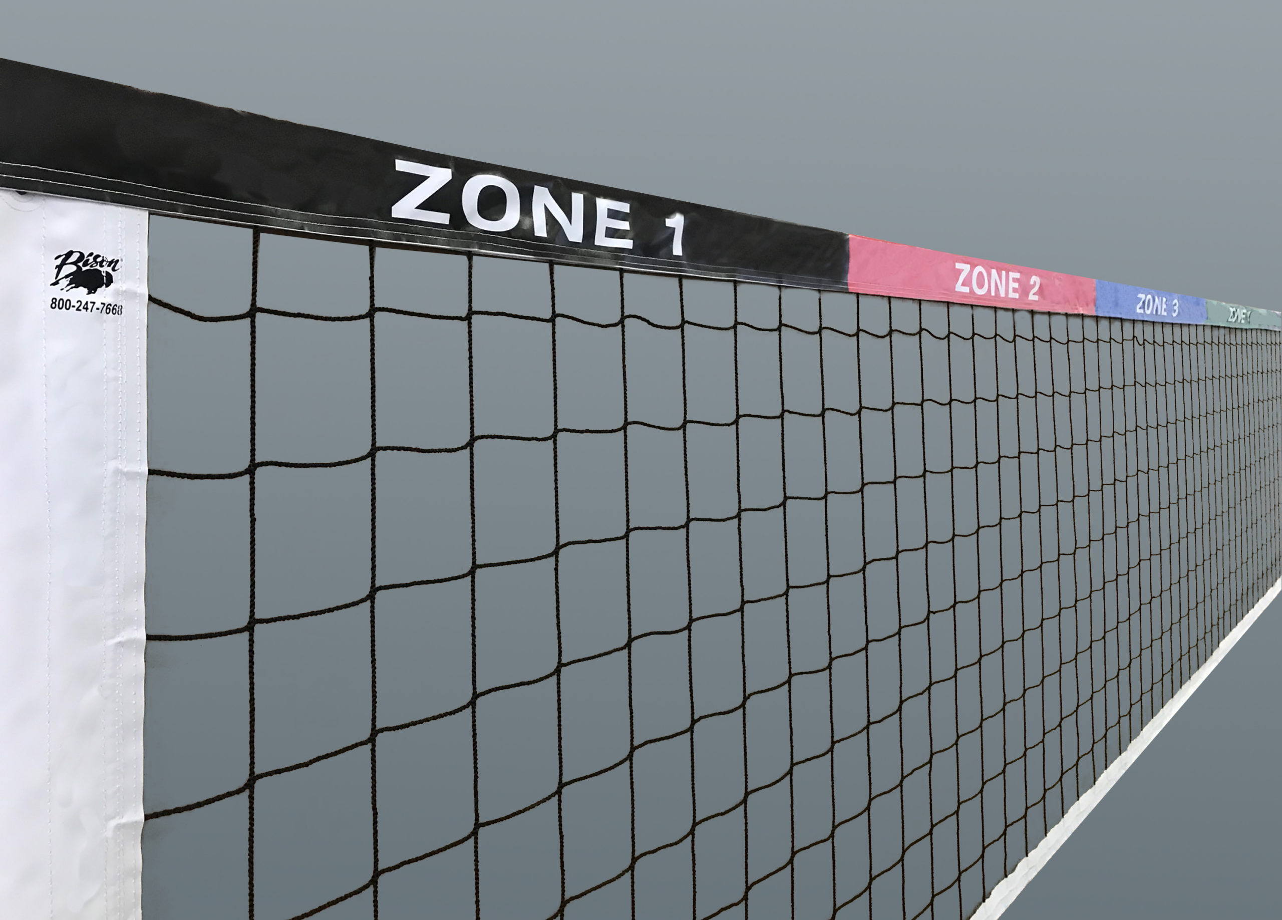 powernet volleyball practice net station