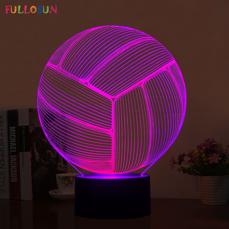 volleyball led light