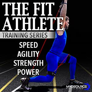 kinetic bands fit athlete training series for speed agility strength power sports equipment gear