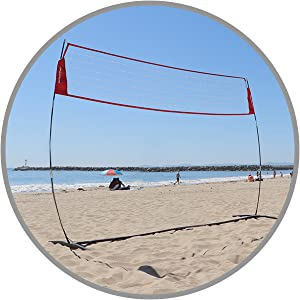 Powernet's volleyball warm up net