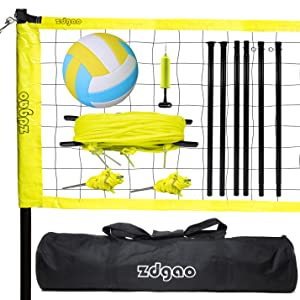 durable volleyball net