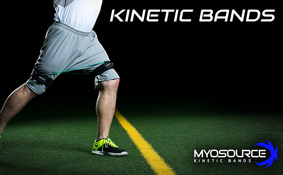 kinetic bands leg resistance speed bands agility strength weight loss fitness booty bands equipment