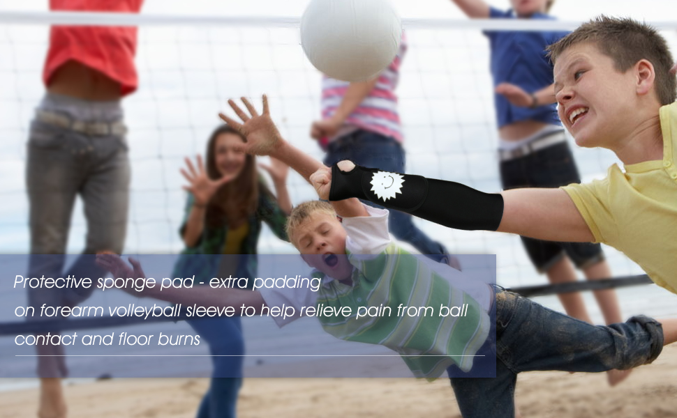 Kid Volleyball Arm Sleeves