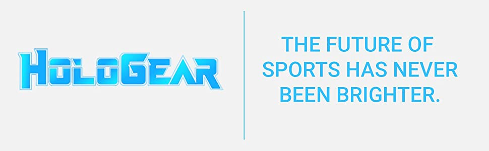 hologear banner future of sports
